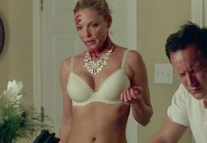 Katherine Heigl and Patrick Wilson in Home Sweet Hell.