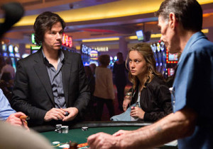 Mark Wahlberg and Brie Larson hits the tables in The Gambler.