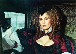 Faye Dunaway is The Wicked Lady