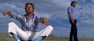 Clint Eastwood (r.) and Jeff Bridges star in Thunderbolt and Lightfoot.