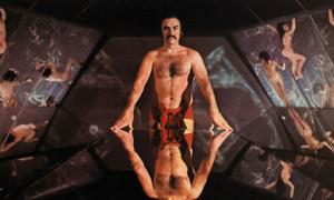Sean Connery is Zed in Zardoz.