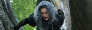 Meryl Streep in Into the Woods.