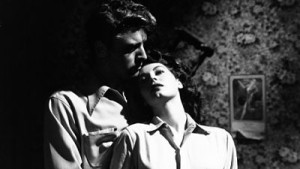 Burt Lancaster and Ava Gardner in 1946's The Killers