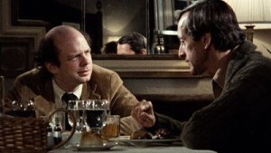 Wallace Shawn and André Gregory in My Dinner with André