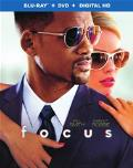 Focus Blu-ray box