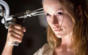 Olivia WIlde is electrifying--following her electrocution--in The Lazarus Effect.