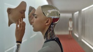 Alicia Vikander is Ava in Ex Machina
