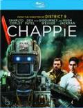 Chappie Blu-ray box