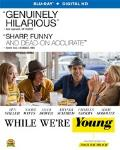 While We're Young Blu-ray box