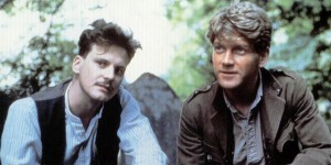 Colin Firth and  Kenneth Branagh spend A Month in the Country.