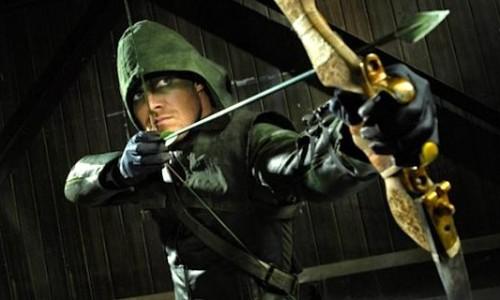 The arrow-slinging TV hero returns in his sixth season this week!