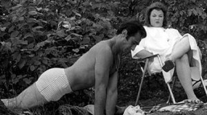 Shirley Stoler and Tony Lo Bianco in The Honeymoon Killers
