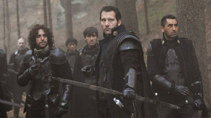 Clive Owen leads the Last Knights.