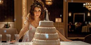 Erica Rivas has her cake in Wild Tales.