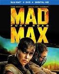 Mad Max: Fury Road Blu-ray box