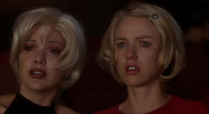 Laura Harring and Naomi Watts take a trip down Mulholland Dr.
