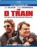 The D Train Blu-ray box
