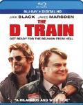 The D Train Blu-ray box