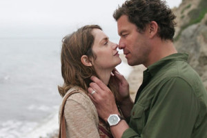 Ruth Wilson and Dominic West in The Affair: Season One