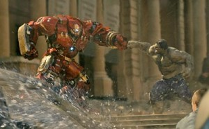 The Hulk takes on Ultron in Marvel's Avengers: Age of Ultron