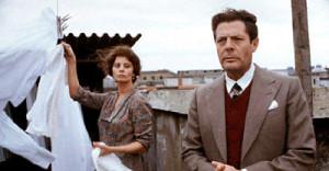 Sophia Loren and Marcello Mastroianni in A Special Day