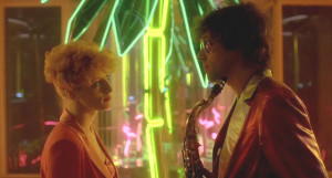 Honor Heffernan and Stephen Rea in Angel
