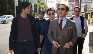The boys are back in Entourage The Movie