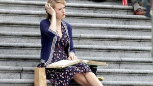 Blake Lively stays fashionable in The Age of Adaline