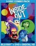 Inside Out Blu-ray box