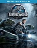 Jurassic World Blu-ray box