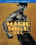 Magic Mike XXL Blu-ray box