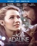 The Age of Adaline Blu-ray box