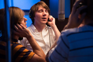 Paul Dano leads the group as Brian Wilson in Love & Mercy.