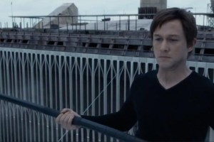Joseph Gordon-Levitt as Philippe Petit in The Walk