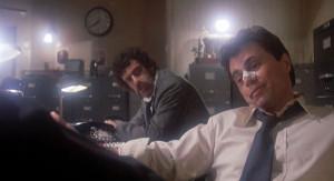 Elliott Gould and Robert Blake in Busting
