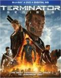 Terminator Genisys Blu-ray box