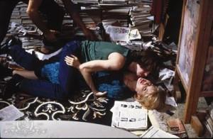 Jennifer Jason Leigh and Steve Buscemi in Heart of Midnight