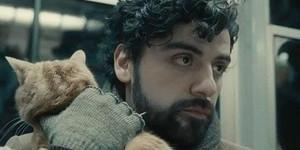 Oscar Isaac is a cool folk cat in Inside Llewyn Davis.