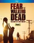 Fear the Walking Dead: Season One Blu-ray box