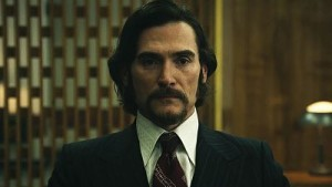 Billy Crudup is Dr. Philip Zimbardo in The Stanford Prison Experiment.