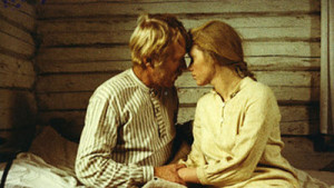 Max Von Sydow and Liv Ullmann are The Emigrants