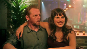 Simon Pegg and Lake Bell give it a shot in Man Up.