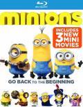 Minions Blu-ray box