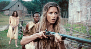 Brit Marling goes to the gun in The Keeping Room