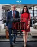 The Intern Blu-ray box