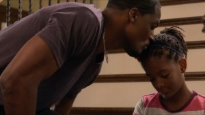 T.C. Stallings and Alena Pitts in War Room
