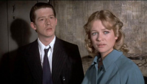 John Hurt and Judy Geeson in 10 Rillington Place