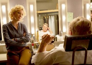 Cate Blanchett and Robert Redford in Truth.