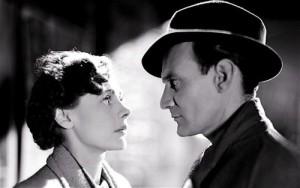Trevor Howard and Celia Johnson embark on a Brief Encounter.