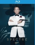 Spectre Blu-ray box